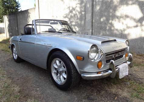 1970 Datsun Roadster by 1970 Datsun 2000 Roadster For Sale On Bat Auctions Sold