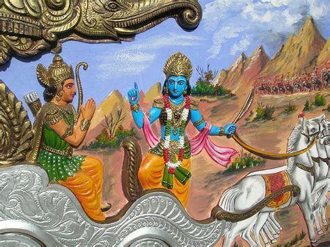 A 2013 animated adaptation holds the record for india's most expensive animated film. Bhagavad Gita - Wikiquote