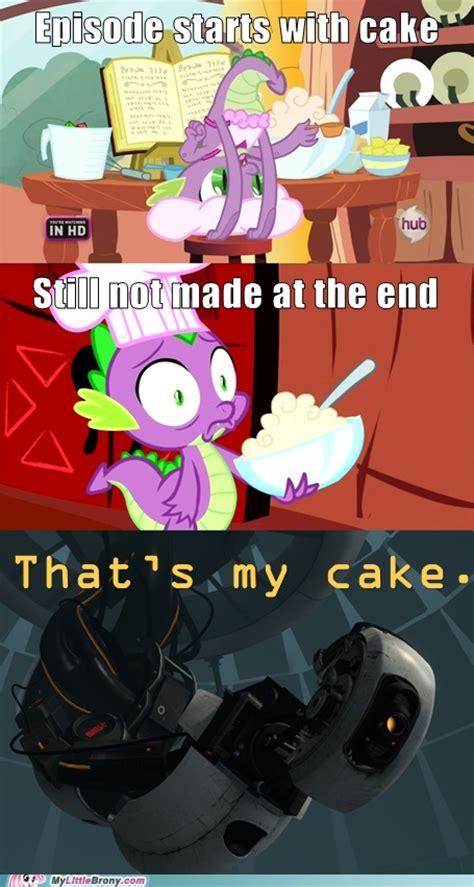 mlp pony portal comic spike lies xxx dash rainbow cheezburger friendship
