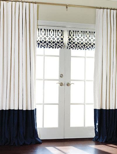 Contemporary Roman Shades By Drapestyle