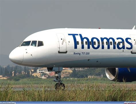 airpics.net - G-JMCG, Boeing 757-200, Thomas Cook Airlines ...
