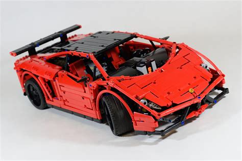 lego technic lamborghini the world s best photos of lamborghini and technic flickr hive mind