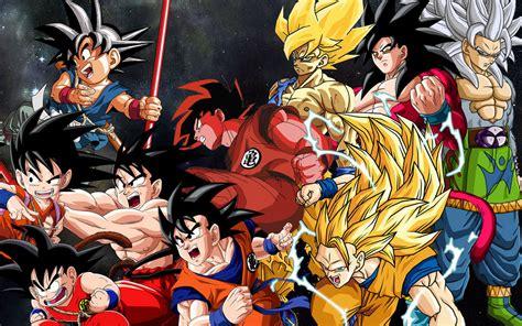 Dragon Ball Z Goku Wallpaper