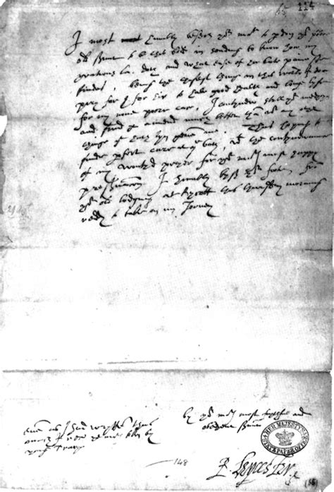 the last letter dudley s last letter to elizabeth i