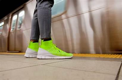 Nike Sneakers Cinemagraphs Flyknit Intended Dominate Originally