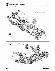 Polaris Indy Models Snowmobile Service Repair Manual 1996 1998
