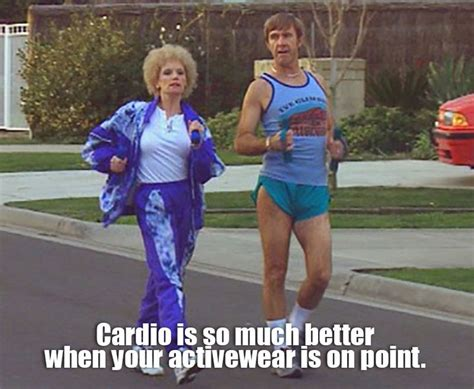 Gym Clothes Meme - fitness quotes cardio is so much better when your activewear is on point fitfriday