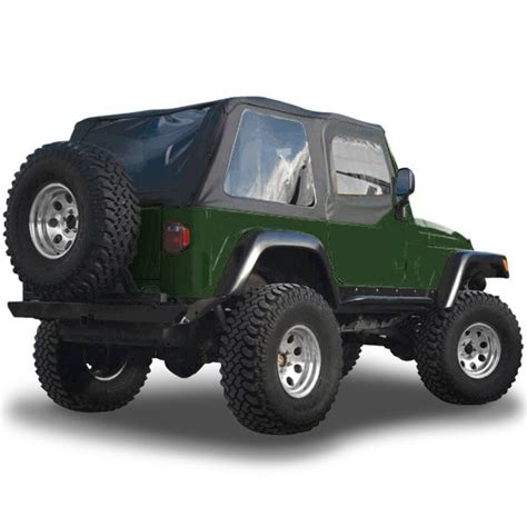 All Things Jeep Jeep Wrangler Yj 1987 1995 Frameless
