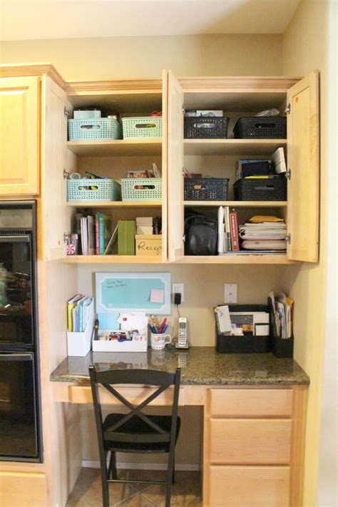 Simplify In Style My Kitchen Office See Jane Work At