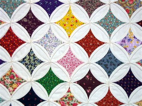 cathedral window quilt cathedral quilts katy elliott