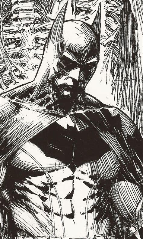 batman drawing black  white  uhd wallpaper