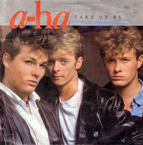 A Ha Is The For All by A Ha Aha Take On Me 7 Single A Ha Is A Synthpop Rock