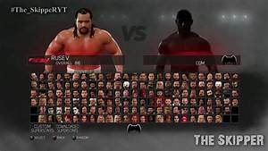 WWE 2k17 – PS3 - Torrents Games