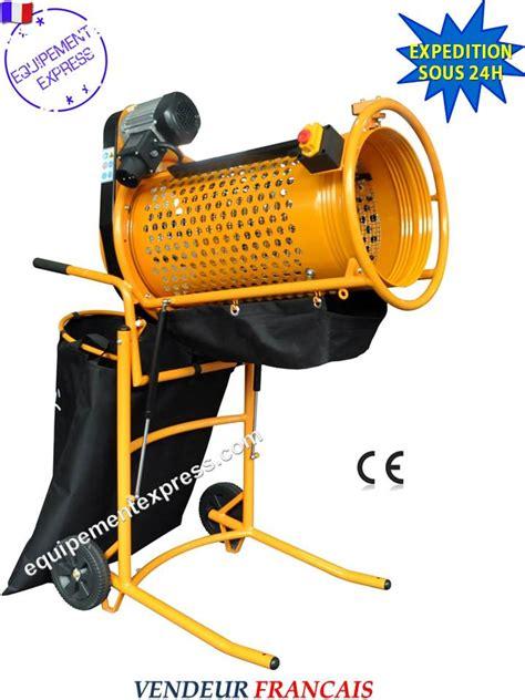 tamis electrique cuisine tamis rotatif cribleuse electrique pour tamisage et