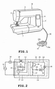 Sewing Machine Sd Control Schematic  Sewing  Free Engine Image For User Manual Download