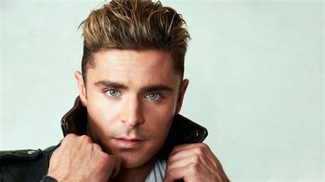 zac efrons  popular hairstyles  trend
