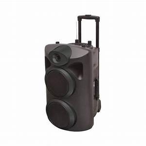 Party Speaker Portatile Akai Akbt1300 Black