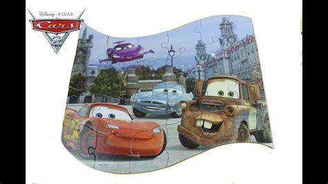 disney pixar cars lightning mcqueen mater finn mcmissile