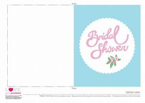 Free bridal shower party printables from love party for Wedding shower card printable free