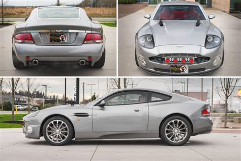 'die Another Day' Aston Martin Replica Will Cost You $249,000