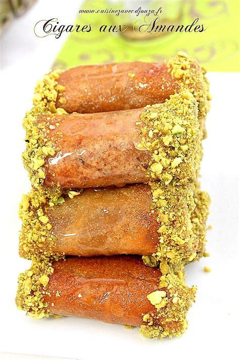 cuisinez comme cigare aux amandes et miel recettes faciles recettes rapides de djouza