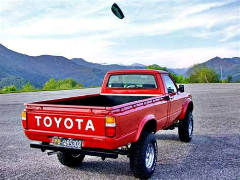 electric and cars manual 1995 toyota tacoma lane departure warning toyota hilux ln 46 vintage fully restored by motorsportloralamia www motorsportloralamia com