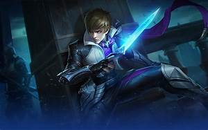 ML Wallpaper Gusion Holy Blade Heroes Assassin Mage Of