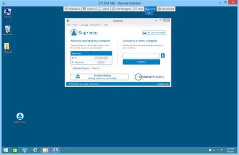 supremo free teamviewer 10 free for windows 8 1 64 bit counriy