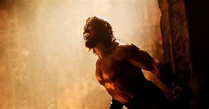 Dwayne Johnson in Hercules | POPSUGAR Entertainment
