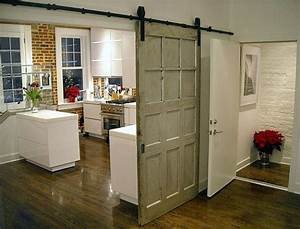 interior sliding barn doors homes of the brave With barn door type interior doors
