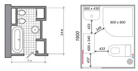 Bathroom Designs Small Spaces Plans by 33 Space Saving Layouts For Small Bathroom Remodeling