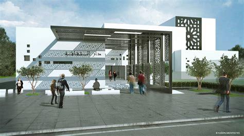bureau d architecture tunis fusion architectes