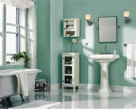 painting bathrooms ideas accent wall paint ideas bathroom