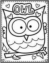 Coloring Owl Pond Dibujos Printable Kinder Fall Mandala Sheets Owls Colorear Herbst Kolorowanki Coloriage Pintar Crafts Buhos Enfant Dessin Library sketch template
