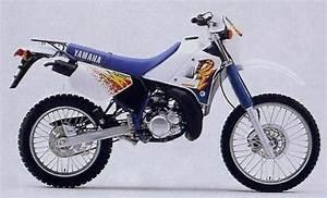 Yamaha Dt 125 R Specs - 1993  1994