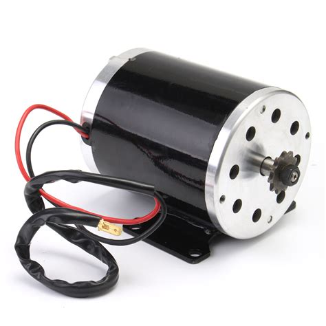 Motor Electric 24v by 500w 24v Dc Electric Brush Zy1020 Motor For Scooter Ebike