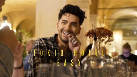 tokio hotel easy video official youtube