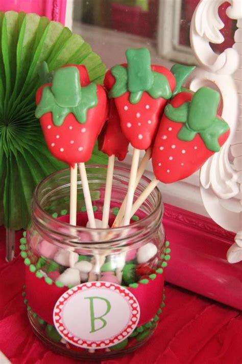 kara 39 s party ideas strawberry 1st birthday party kara 39 s strawberry 1st birthday party kara 39 s party ideas the