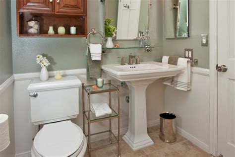 Beautiful Bathroom Designs With Pedestal Sinks