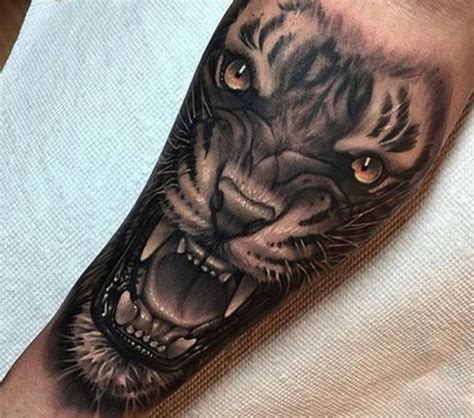 tatuajes de leones en el antebrazo tatuajes leones