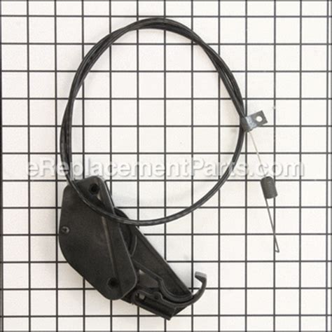 switch actuator cable 242644 01 for lawn equipment ereplacement parts