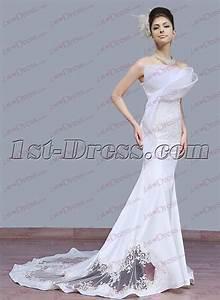 Elegant sheath wedding dress 20171st dresscom for Elegant wedding dresses 2017