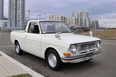 toyota pick up publica pickup 1971 toyota 1000 pickup