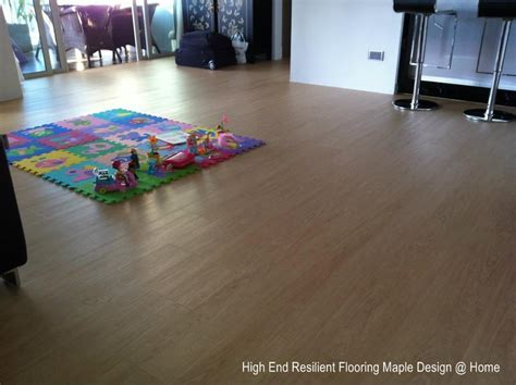 Laminate Flooring vs High End Resilient Flooring (HERF