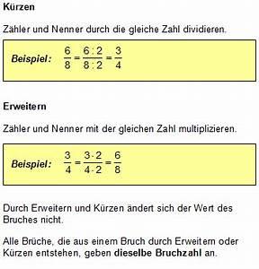Brüche Berechnen Und Kürzen : mathematik digital grundwissen br che zum wiki ~ Themetempest.com Abrechnung