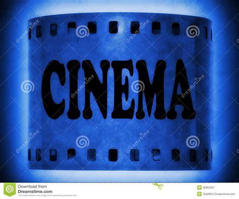 cinema word stock illustration illustration  creative