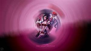 Heart Seeker Vayne - League of Legends Wallpaper by ...