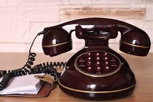 A Brief History Of The Home Telephone