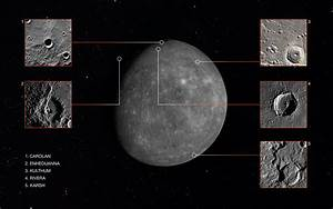 Five Mercury Craters Named to Celebrate End of NASA's ...