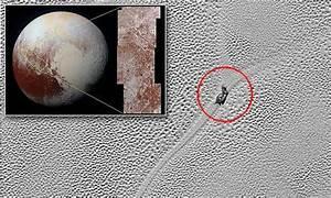 La NASA descubre un misterioso 'caracol' arrastrándose por ...